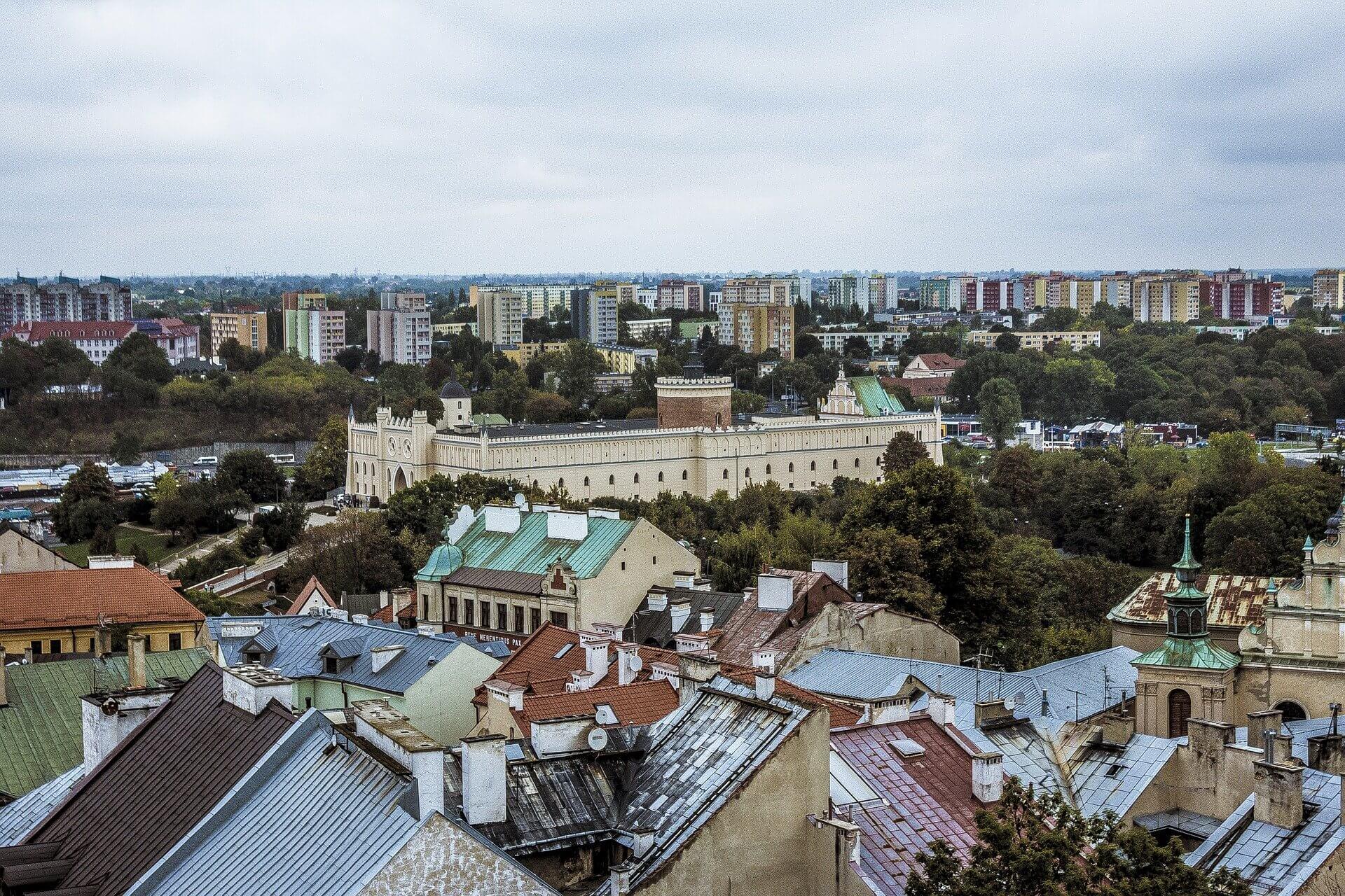Lublin pogrzeby